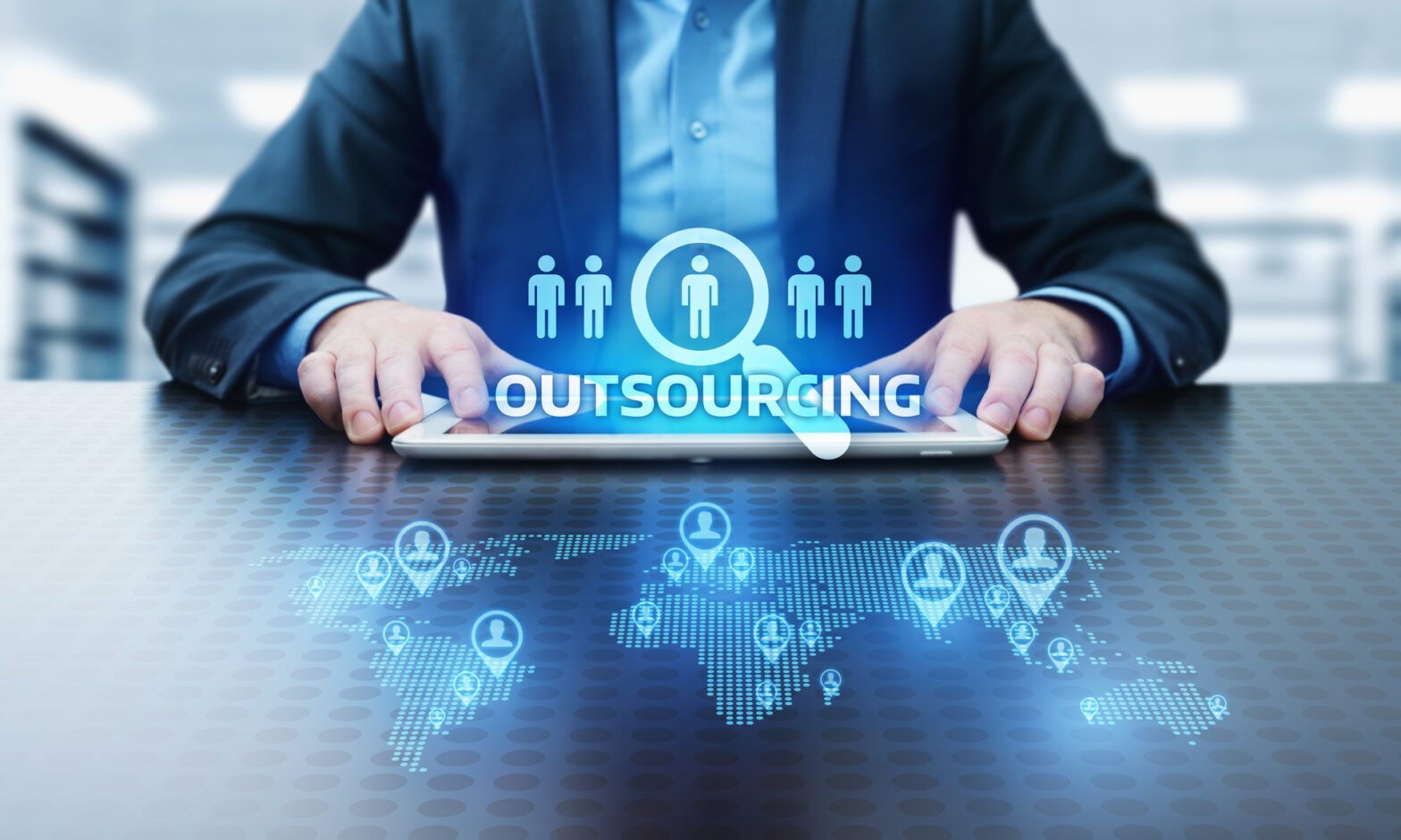 Evolution of IT Outsourcing