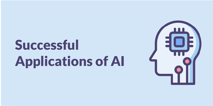 Successful Applications of AI